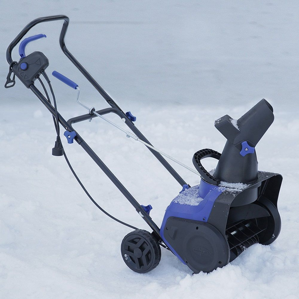 Snow Joe Cordless Snow Blower » Gadget Flow