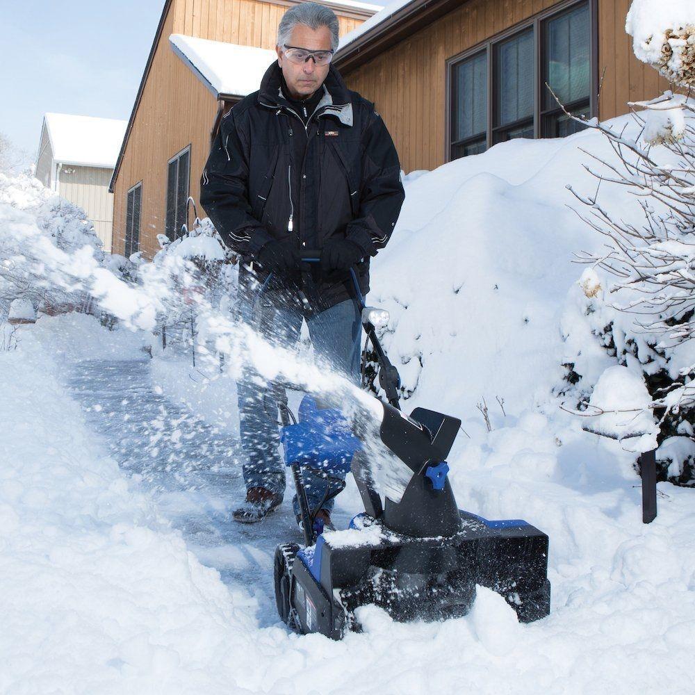 Snow Joe Cordless Snow Blower