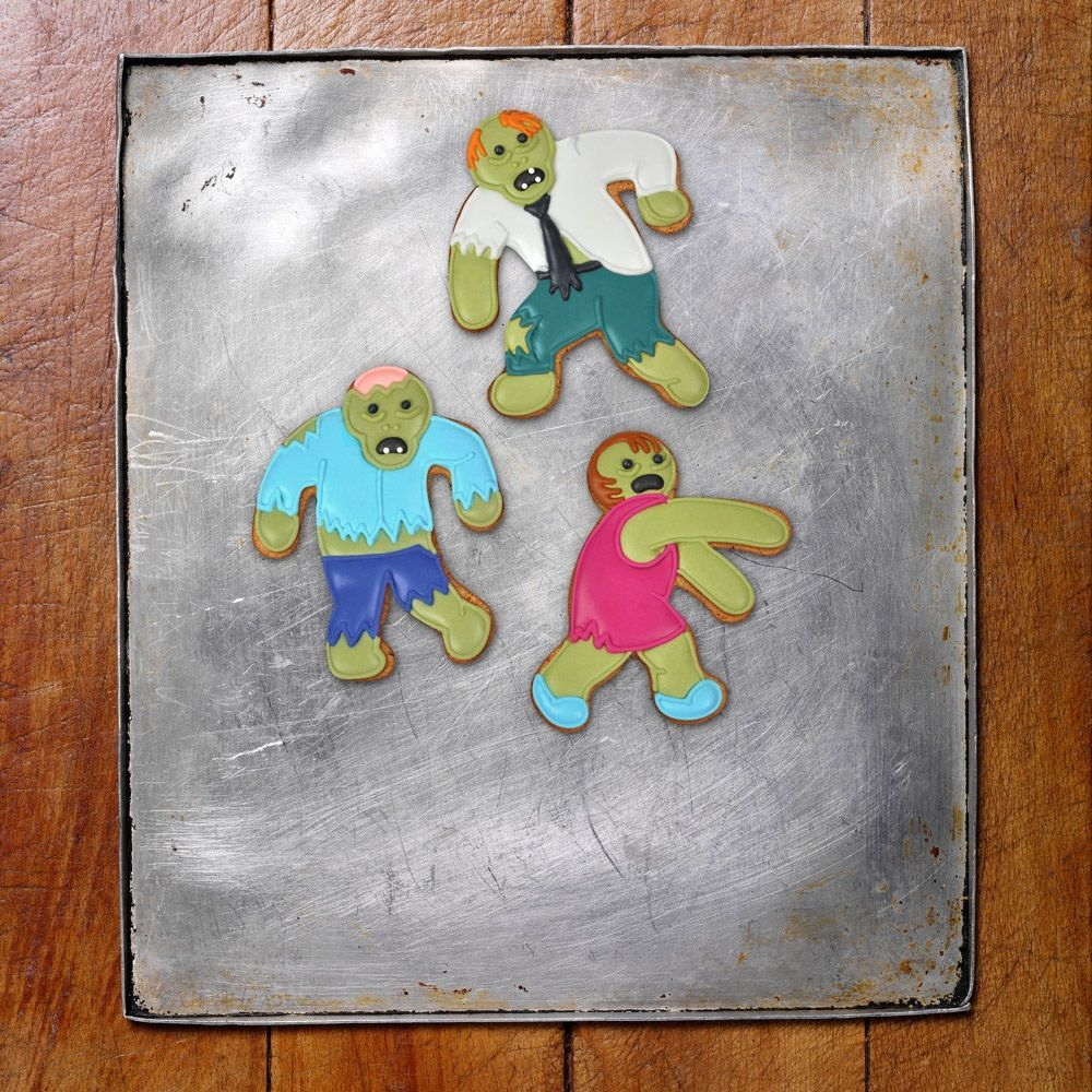 Undead Fred Zombie Cookie Cutters