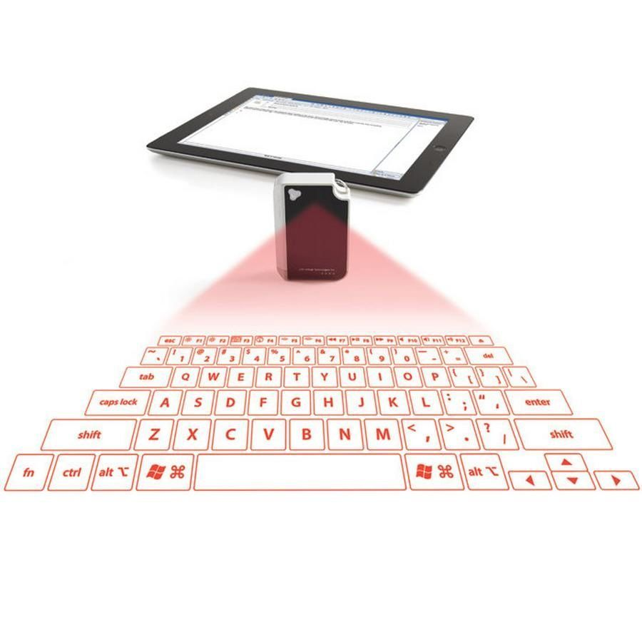 Virtual Keyboard From Brookstone