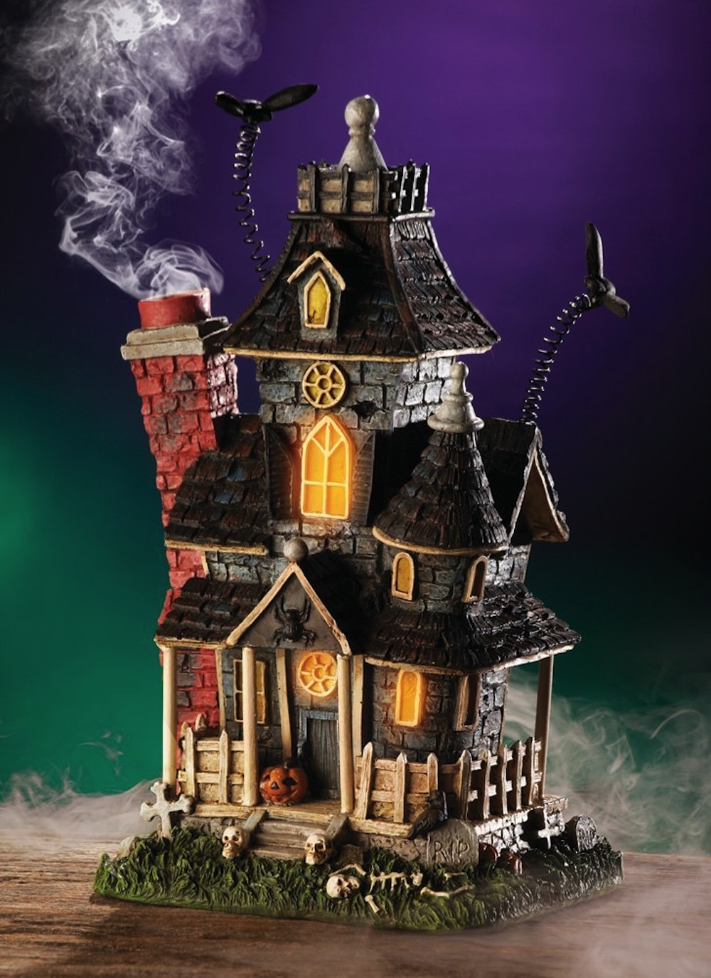 The Coolest Indoor Halloween Decorations