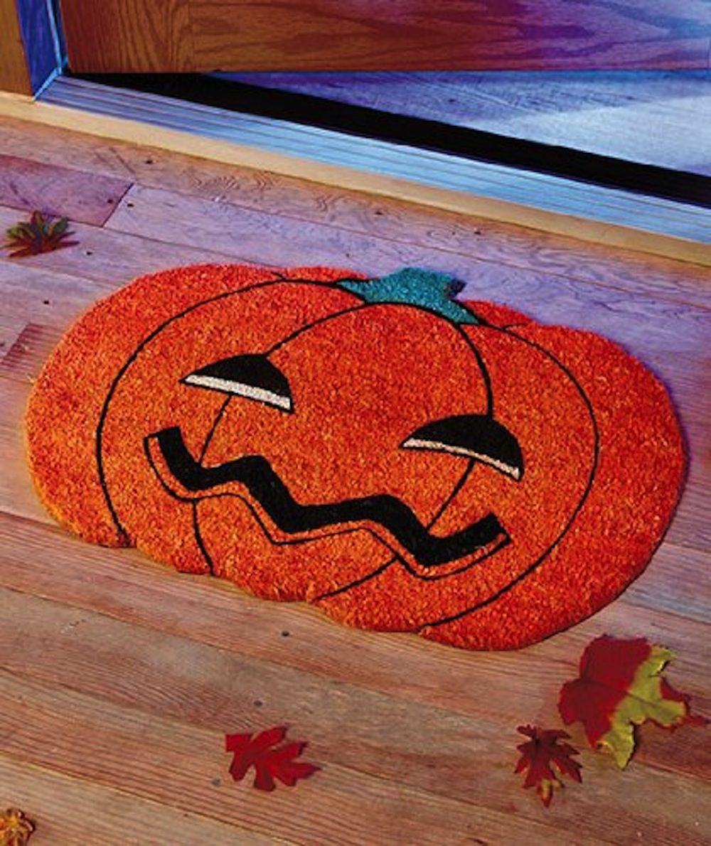 Halloween decorative ideas for your home carpet