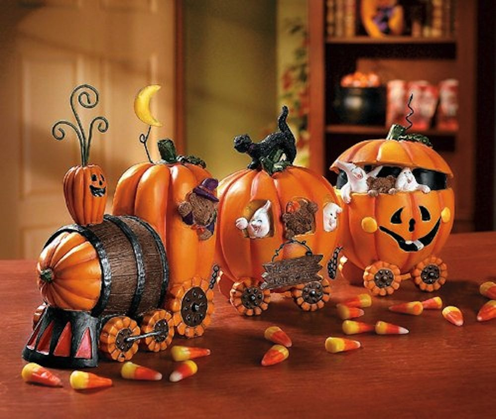 Decorations ideas for halloween by one click for Decoration halloween