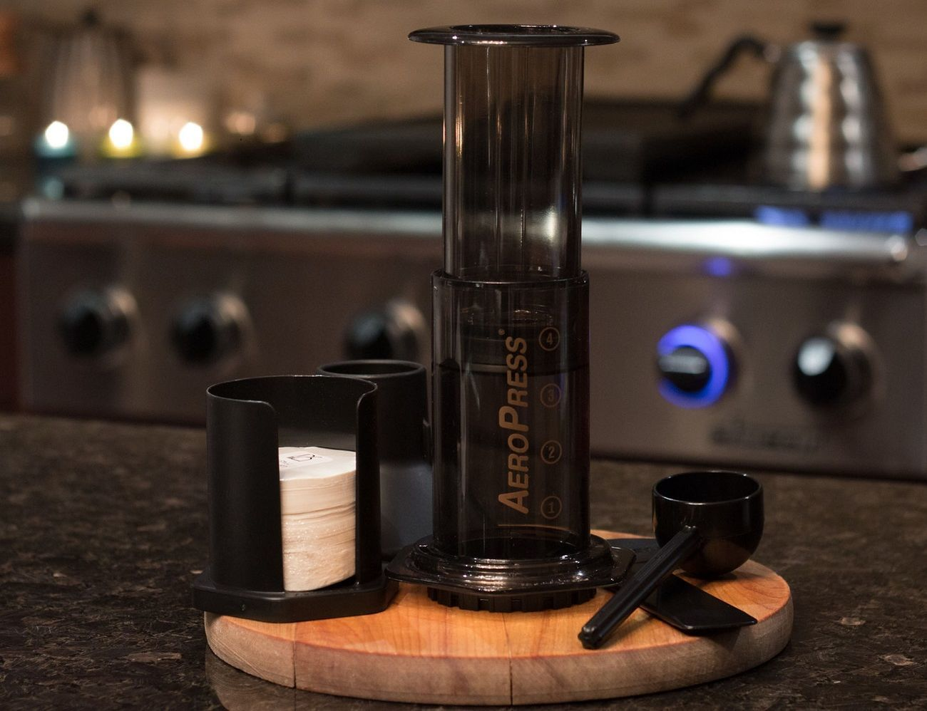 Aerobie Coffee and Espresso Maker From AeroPress