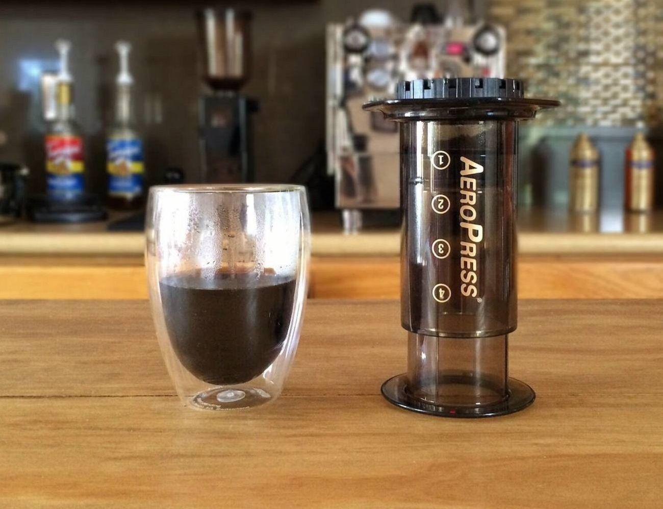 Aerobie Coffee and Espresso Maker From AeroPress Gadget Flow