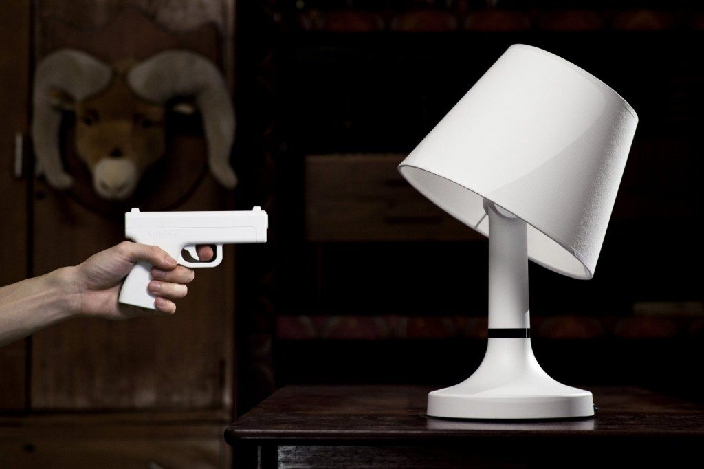 Bang! Desk Lamp From bitplay Inc.