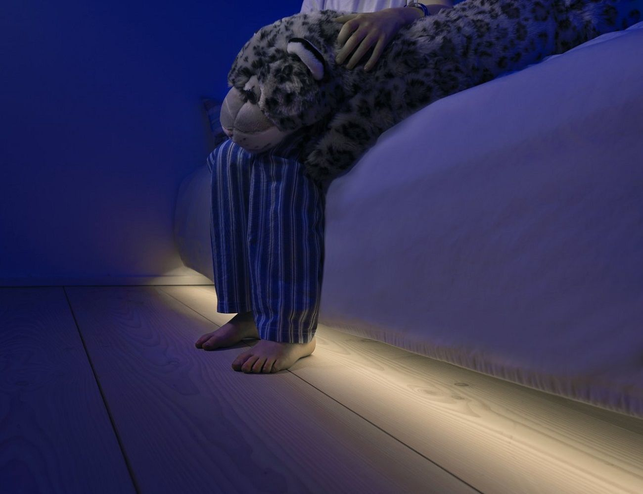 Bedlight Motion Activated Ambient LED Lighting Kit