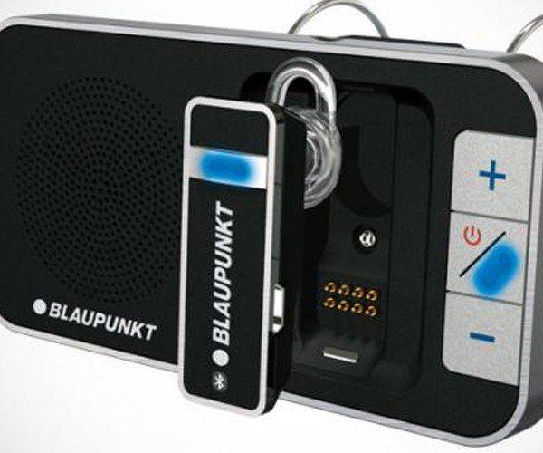 Blaupunkt BT Drive Free 211 – Steering Wheel Mount Bluetooth Speakerphone