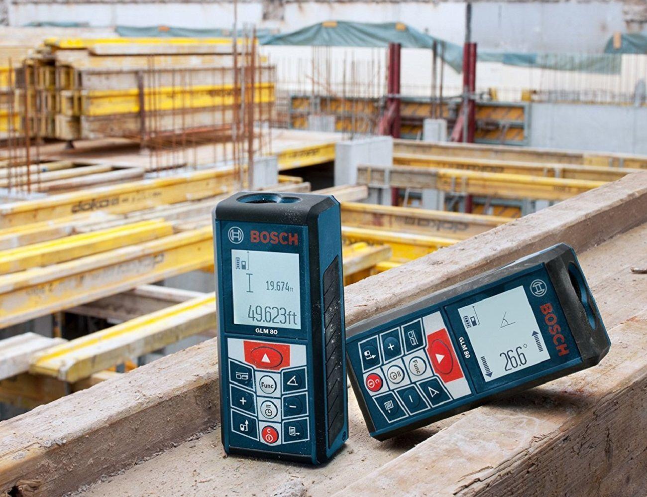 Bosch GLM 100 C Laser Measure