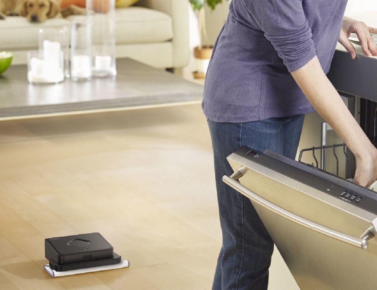 Braava Irobot 380t Floor Mopping Robot 187 Gadget Flow