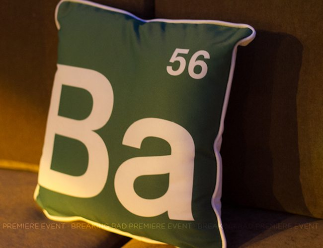 Breaking Bad Plush Pillow Set