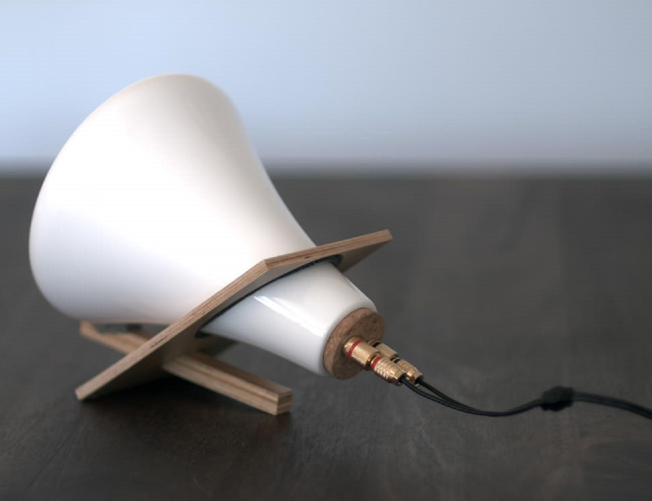 Ceramic Speakers From Joey Roth