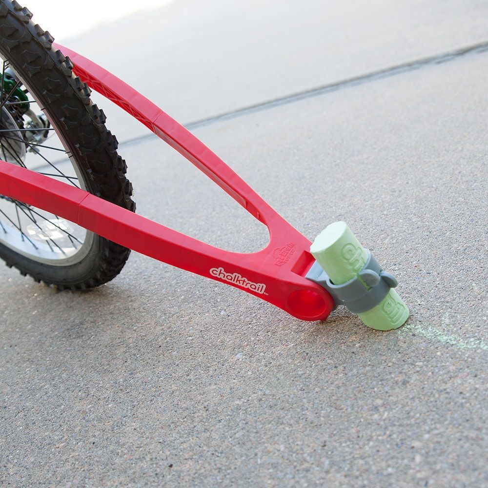 Chalktrails for Bikes and Scooters