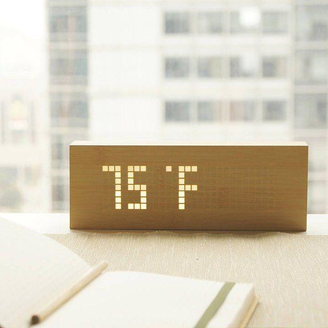 Click Message Clock From Gingko
