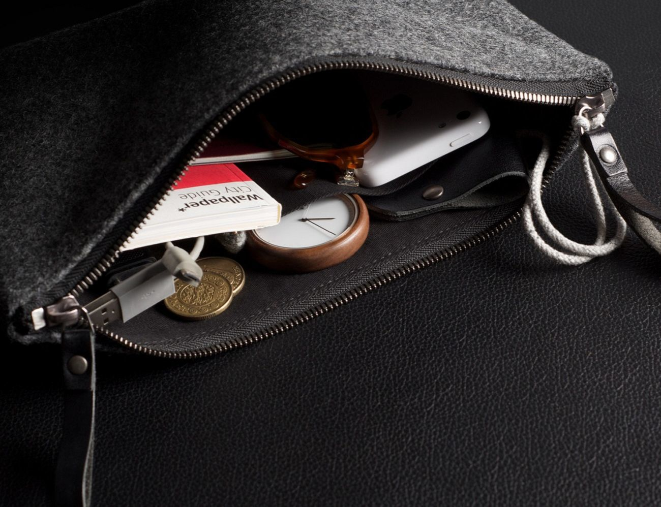 Hard Graft Personal Pouch