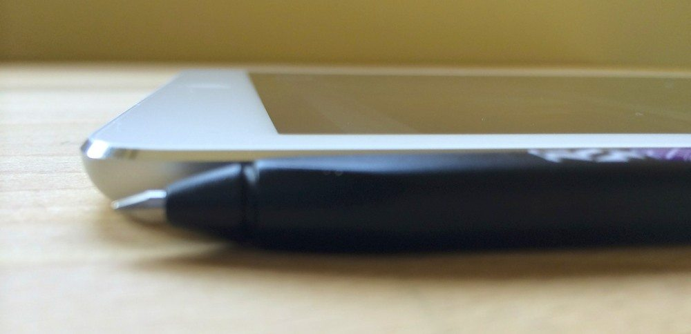 ipad air compared with a pen moleskin the gadget flow