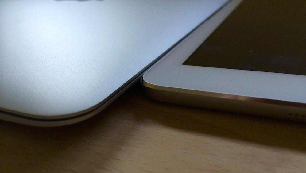 ipad air and macbook air