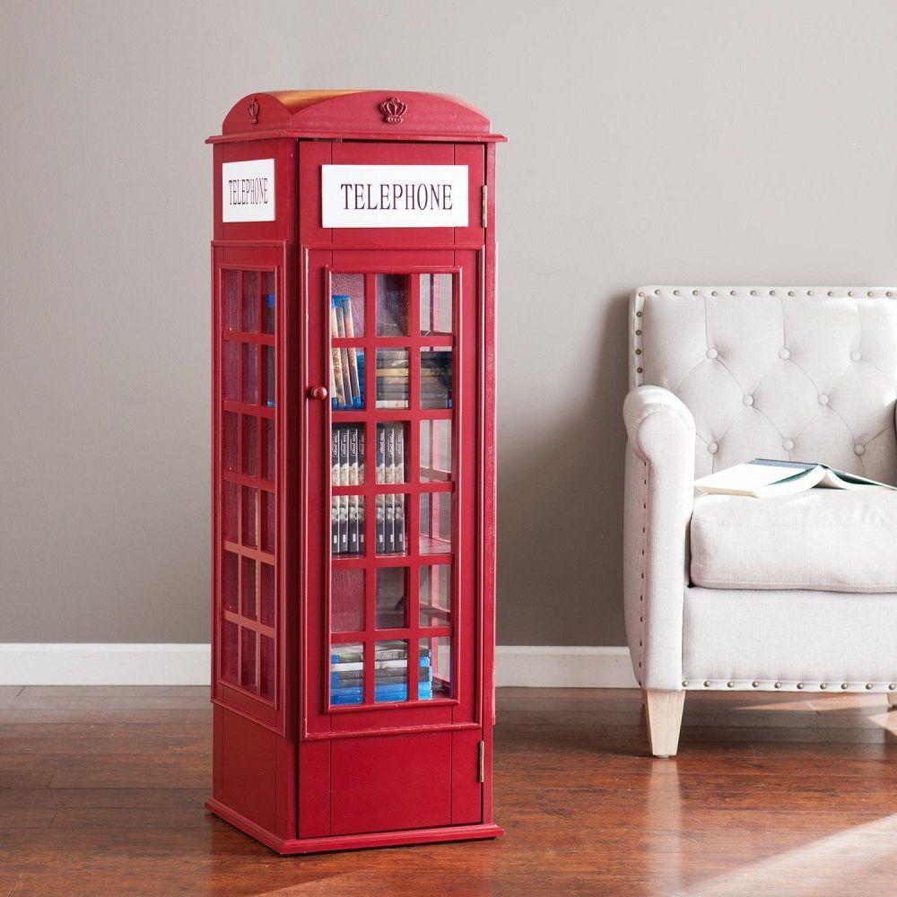 Jasper Phone Booth Cabinet