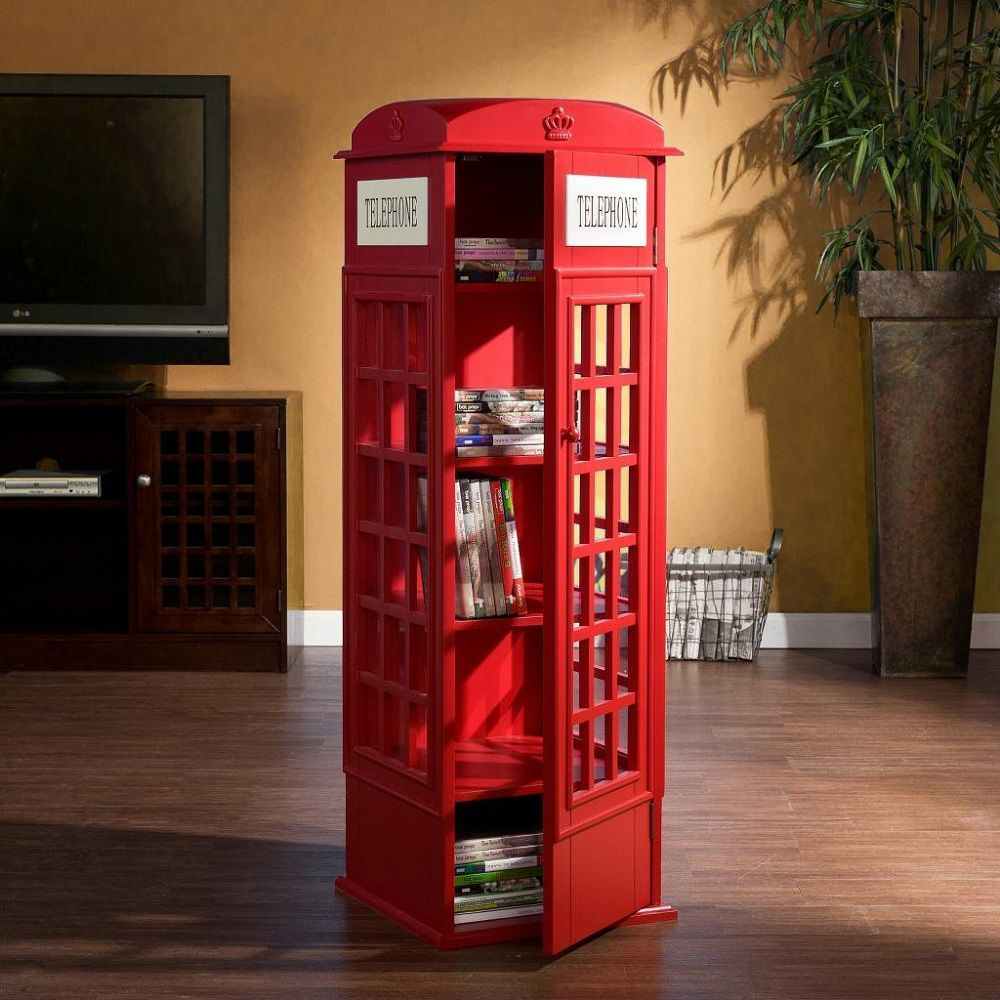 Exceptional ... Jasper Phone Booth Cabinet ...