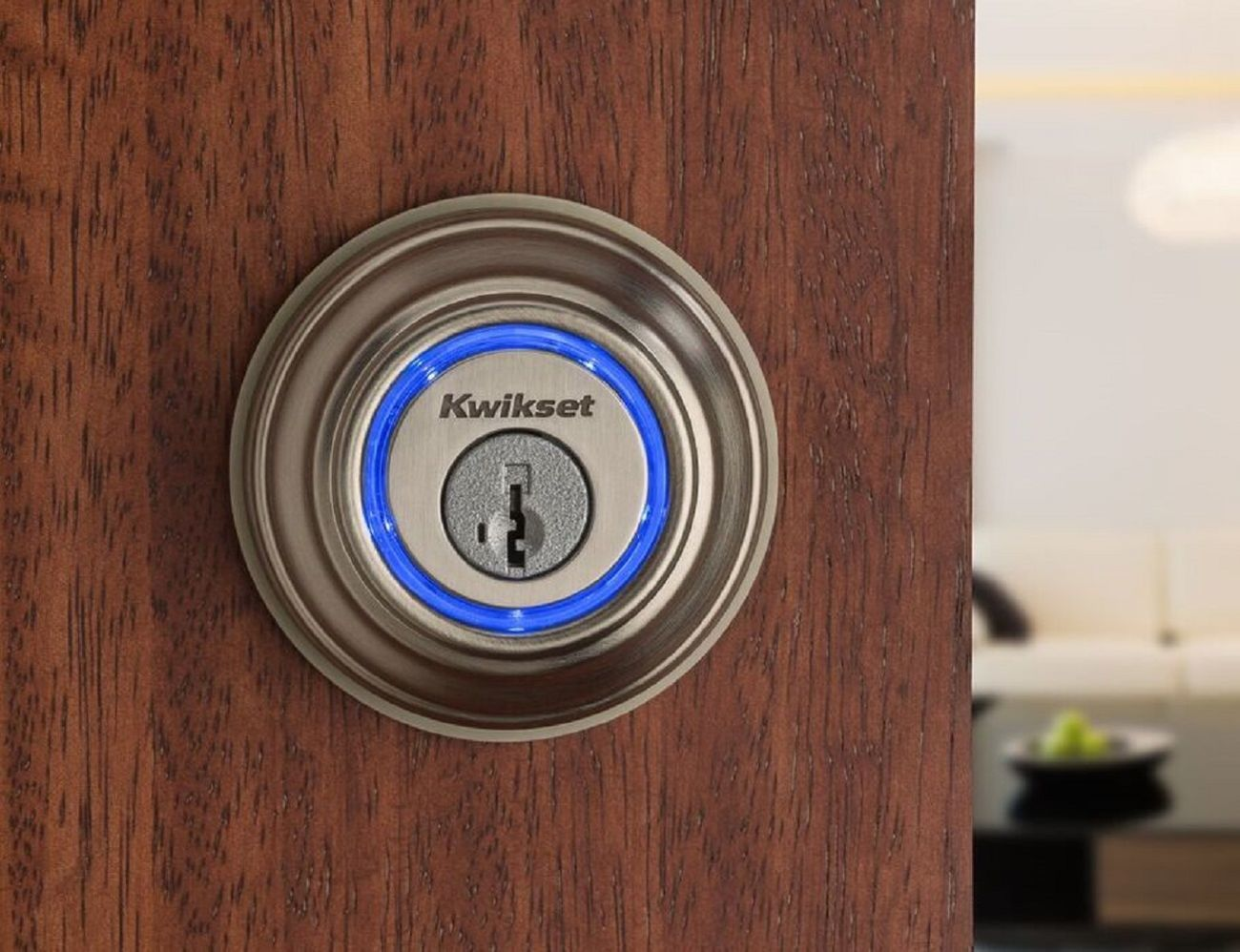 Kevo Bluetooth SmartKey Deadbolt by Kwikset