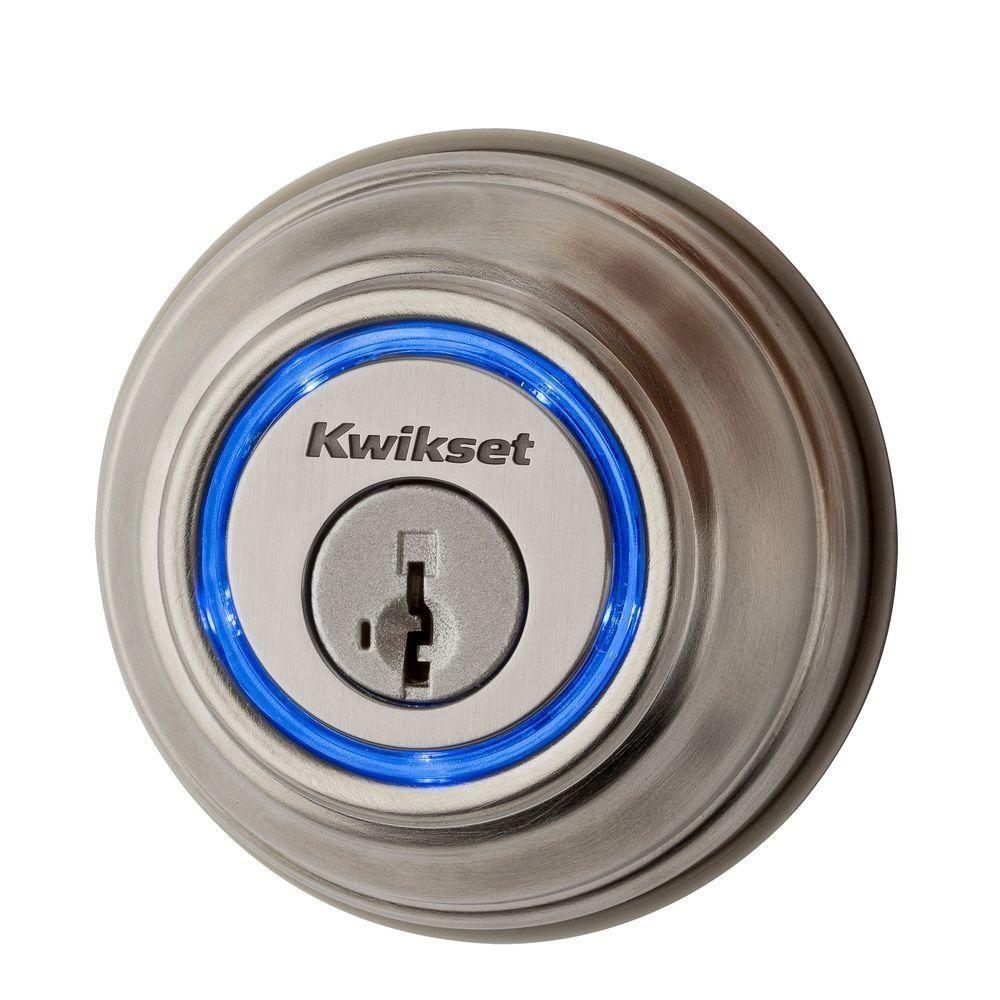 Kevo Bluetooth SmartKey Deadbolt by Kwikset
