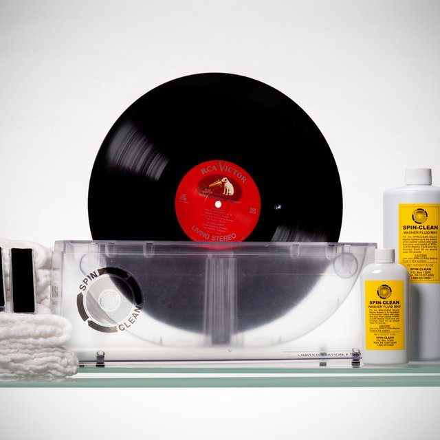 Limited Edition Spin-Clean Record Washer MKII Package