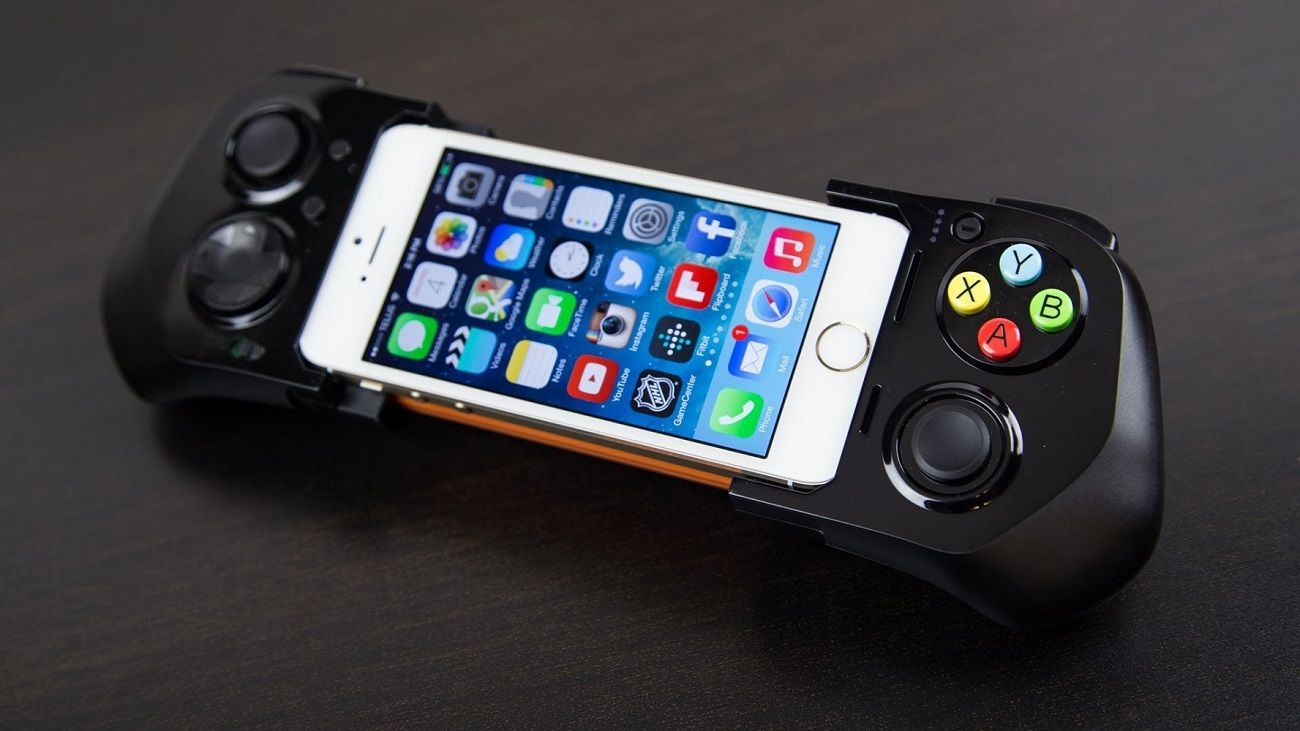 MOGA+Ace+Power+Controller+For+IPhone