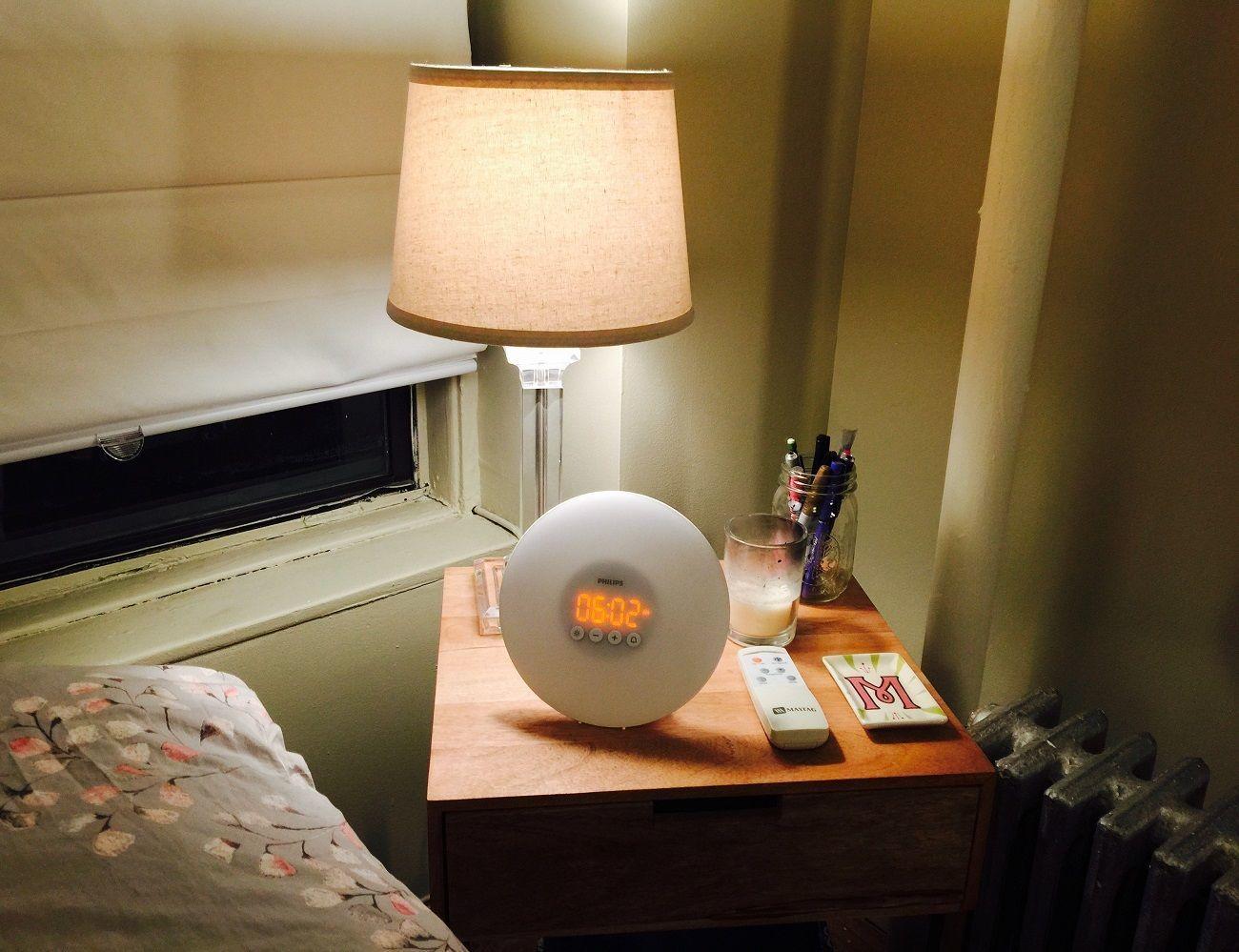 philips hf3500 60 wake up light gadget flow. Black Bedroom Furniture Sets. Home Design Ideas