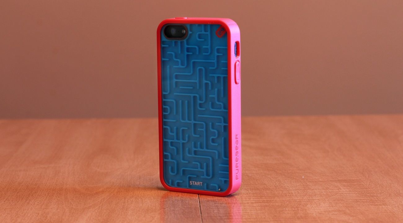 PureGear+Retro+Game+Cases+For+IPhone+SE%2F5s