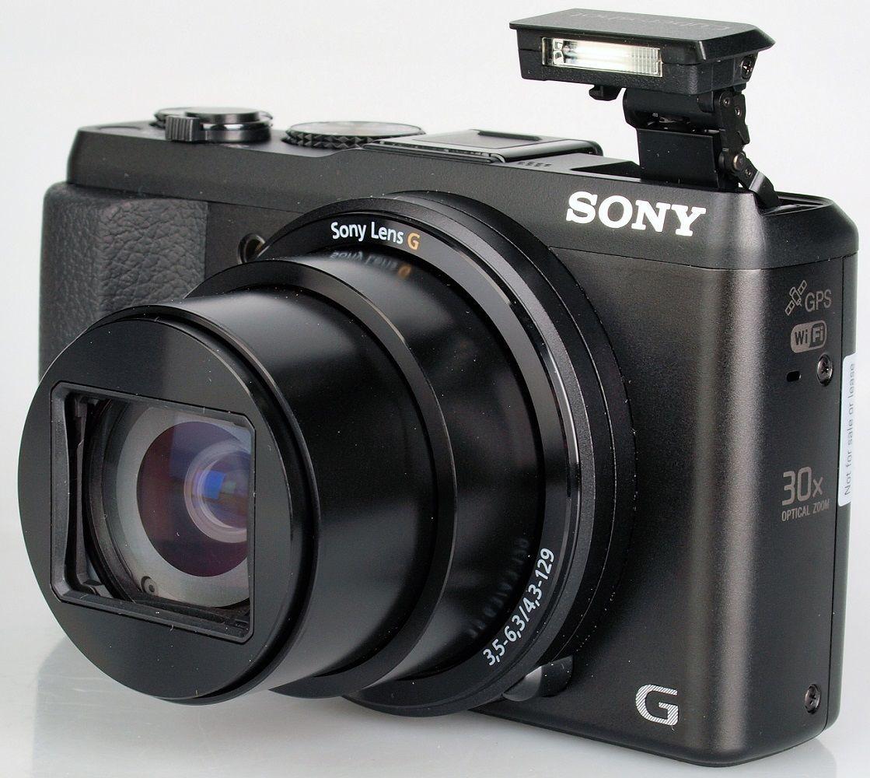 Sony DSC-HX50V Cyber-shot Digital Still Camera » Gadget Flow