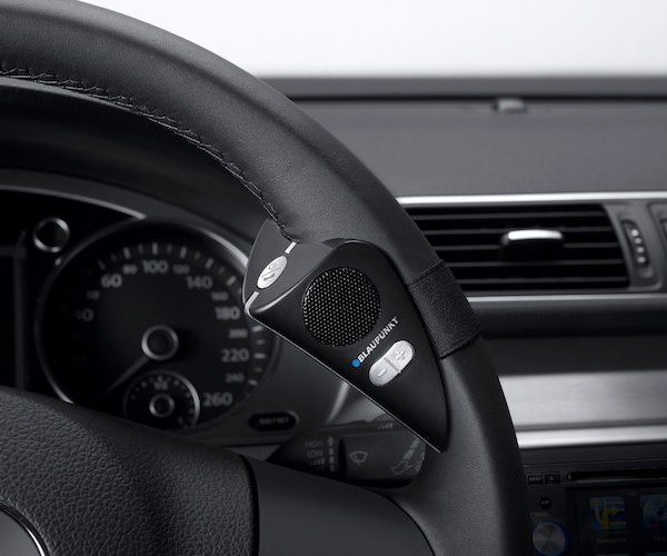 Blaupunkt BT Drive Free 211 – Steering Wheel Mount Bluetooth Speakerphone