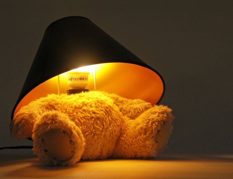 Teddy+Bear+Lamp+From+Suck+UK