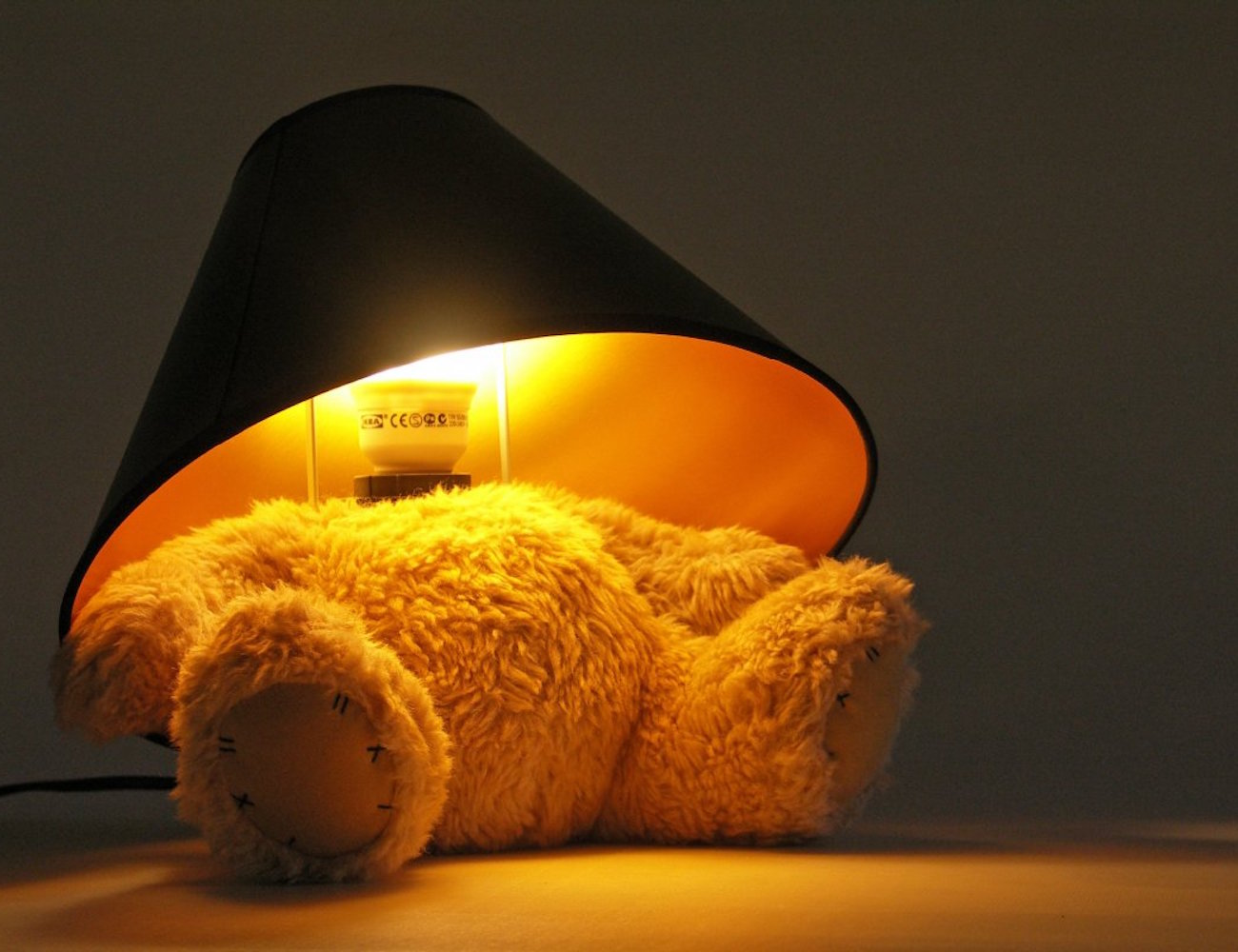 Teddy+Bear+Lamp+From+Suck+UK