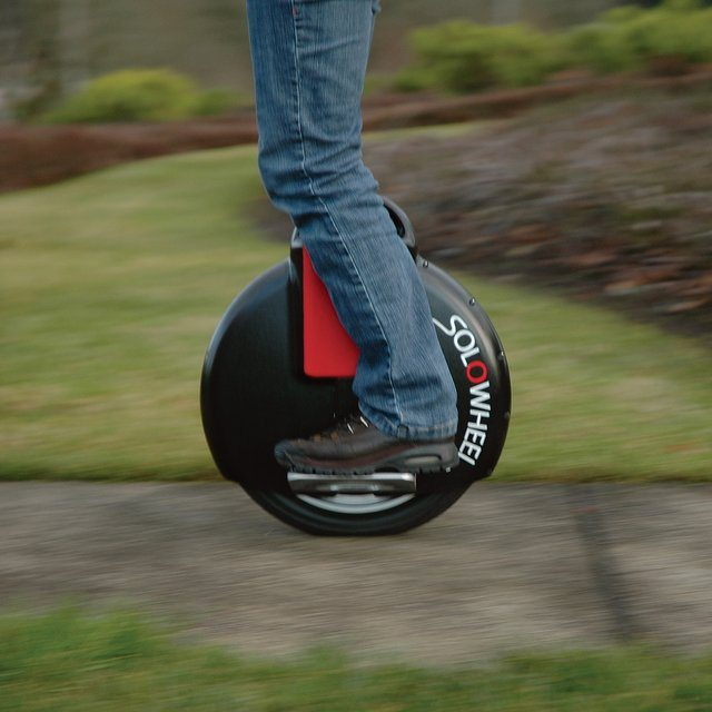 The Solowheel From Inventist