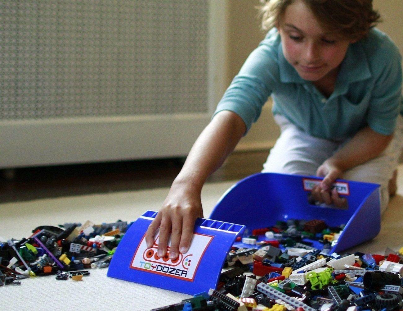 Toydozer Toy Clean Up Set