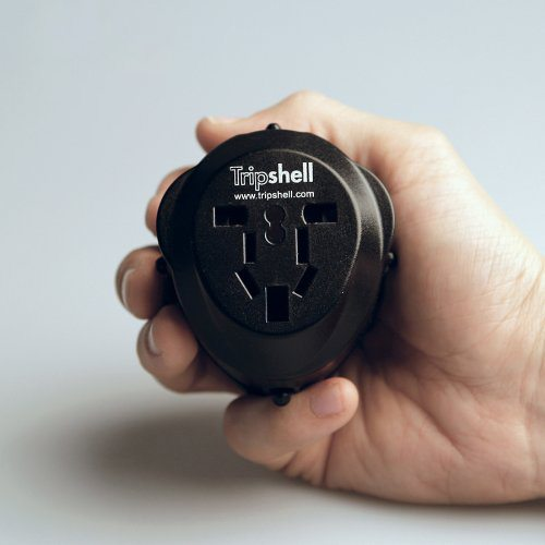 Tripshell Universal Travel Plug Adapter