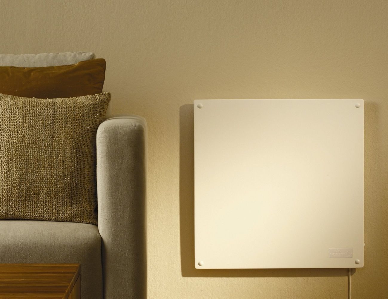 Wall-Mounted Ceramic Convection Heater