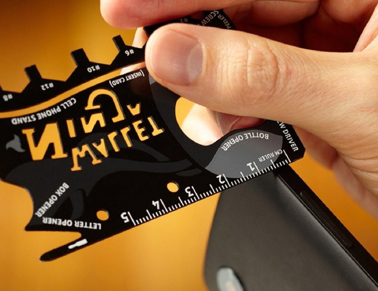 Wallet Ninja 16-in-1 Multi-Tool
