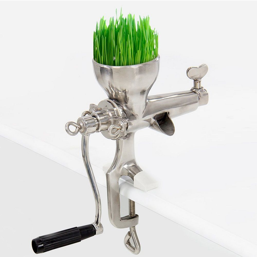 Wheatgrass Juicer From Williams-Sonoma