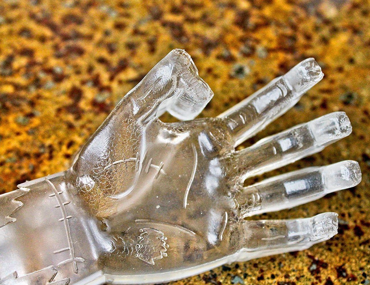 3D Zombie Hand Ice Mold