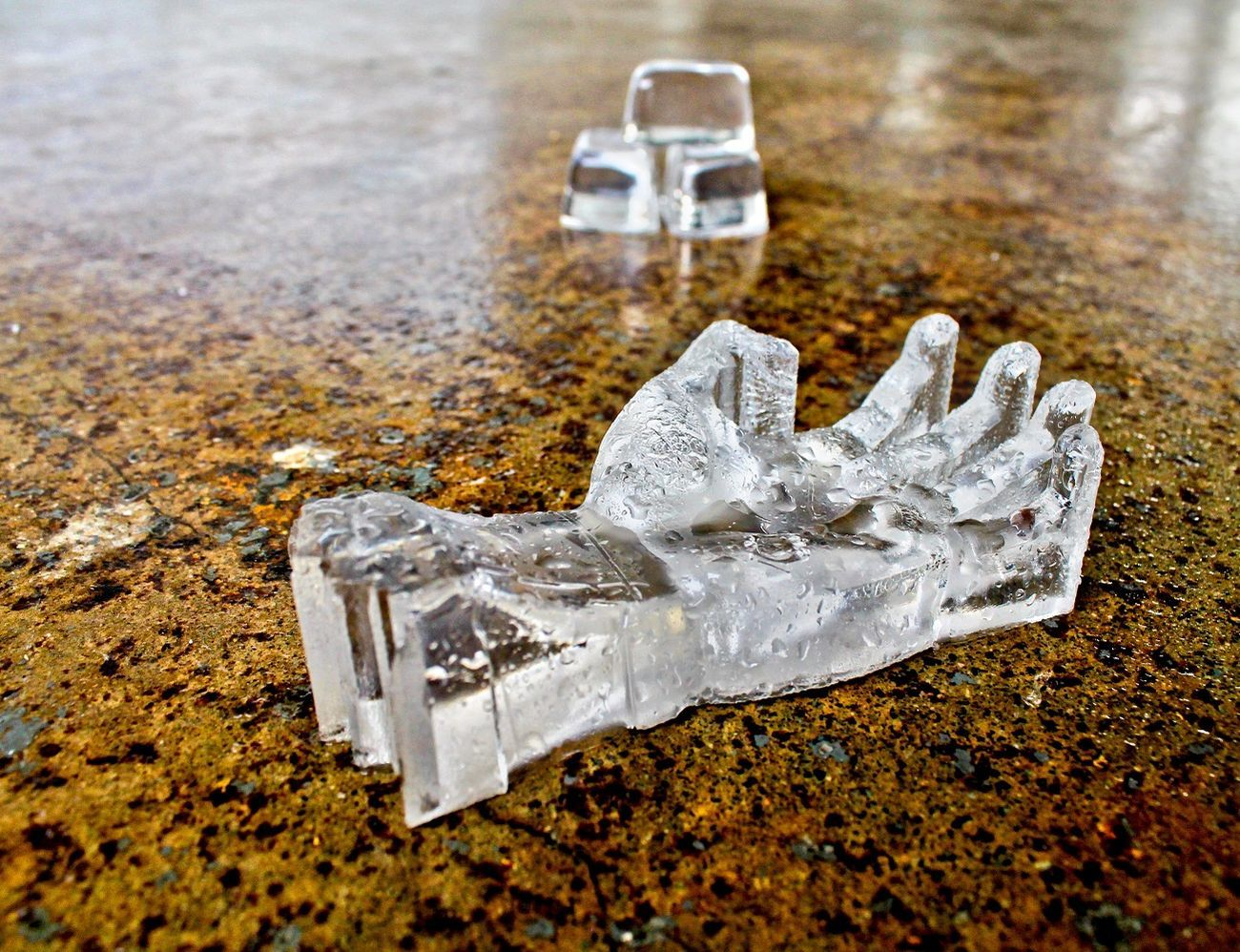 3D+Zombie+Hand+Ice+Mold