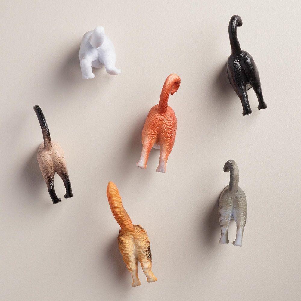 Animal Butt Magnets From Steph Mantis loading=