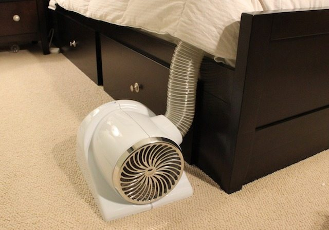 Bedjet – Ultra Rapid Heating And Cooling For Your Bedding