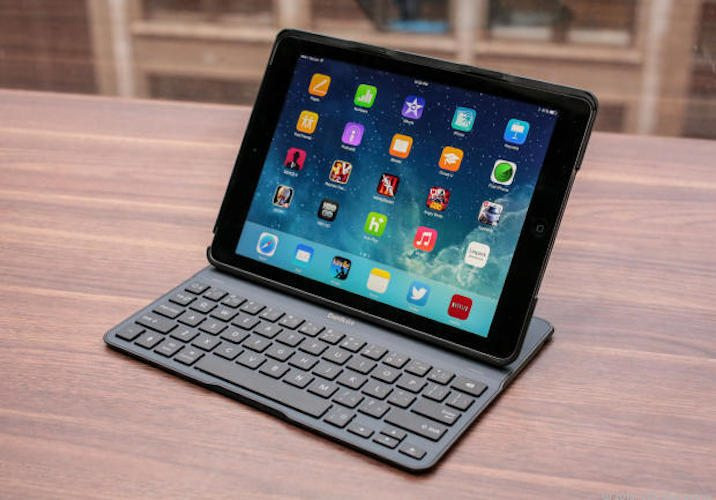 Belkin QODE Ultimate Keyboard and Case for iPad