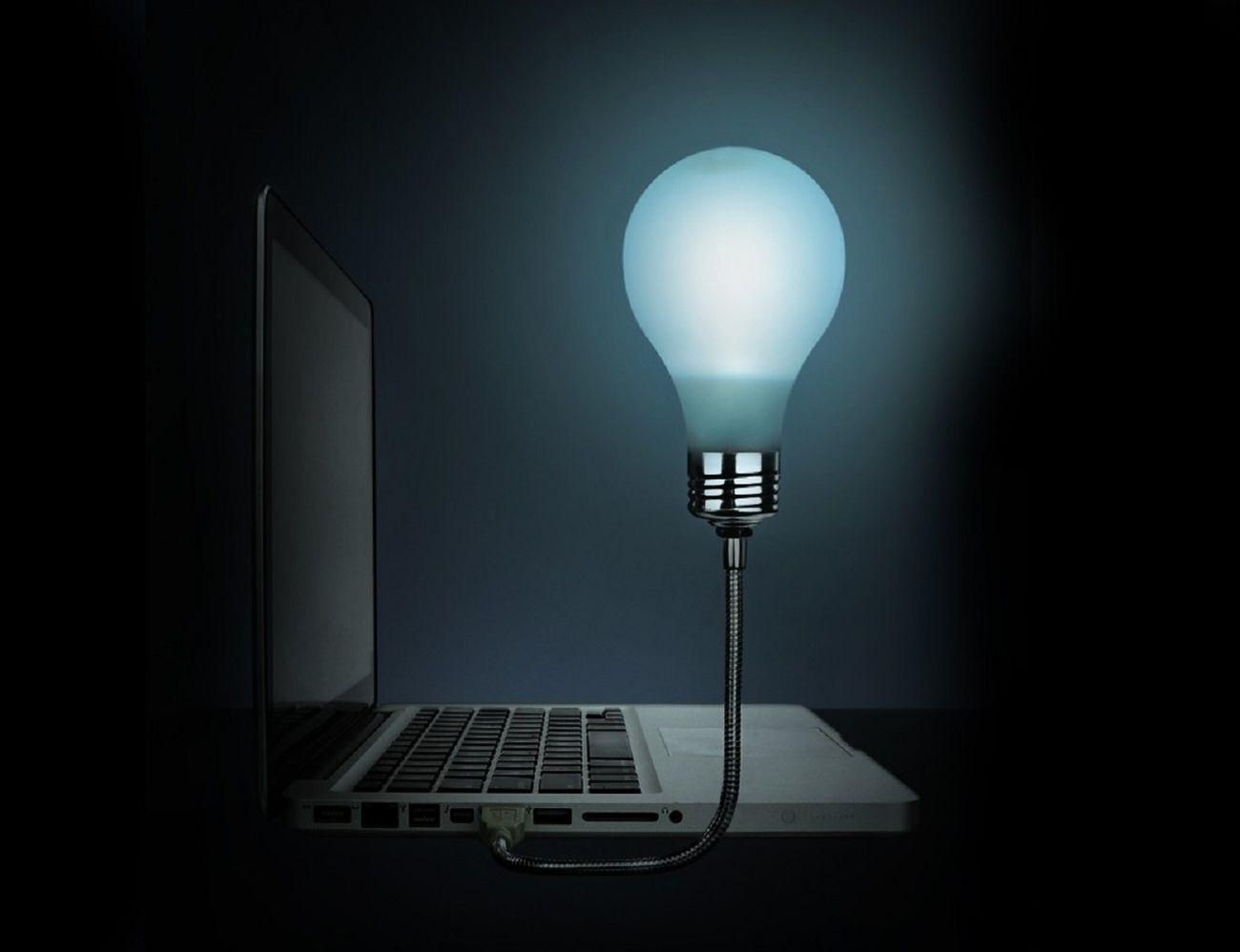 Bright Idea USB Laptop Light