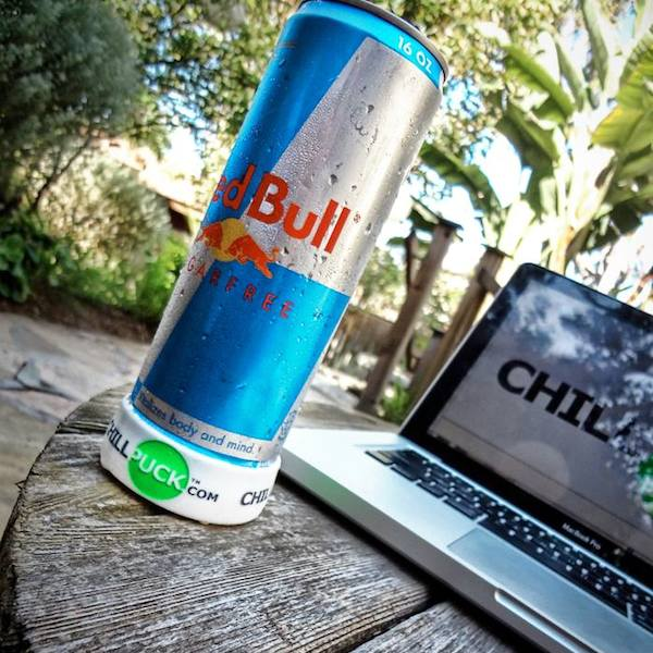 Chill Puck – Chilling Cans and Promoting Brands