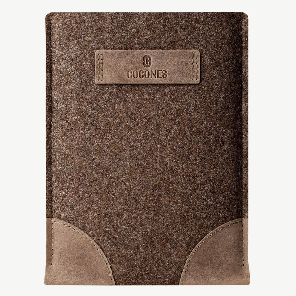 Cocones Leather Sleeve for iPad