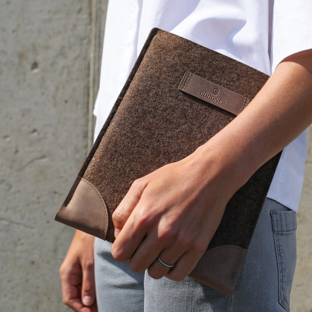 Cocones+Leather+Sleeve+For+IPad