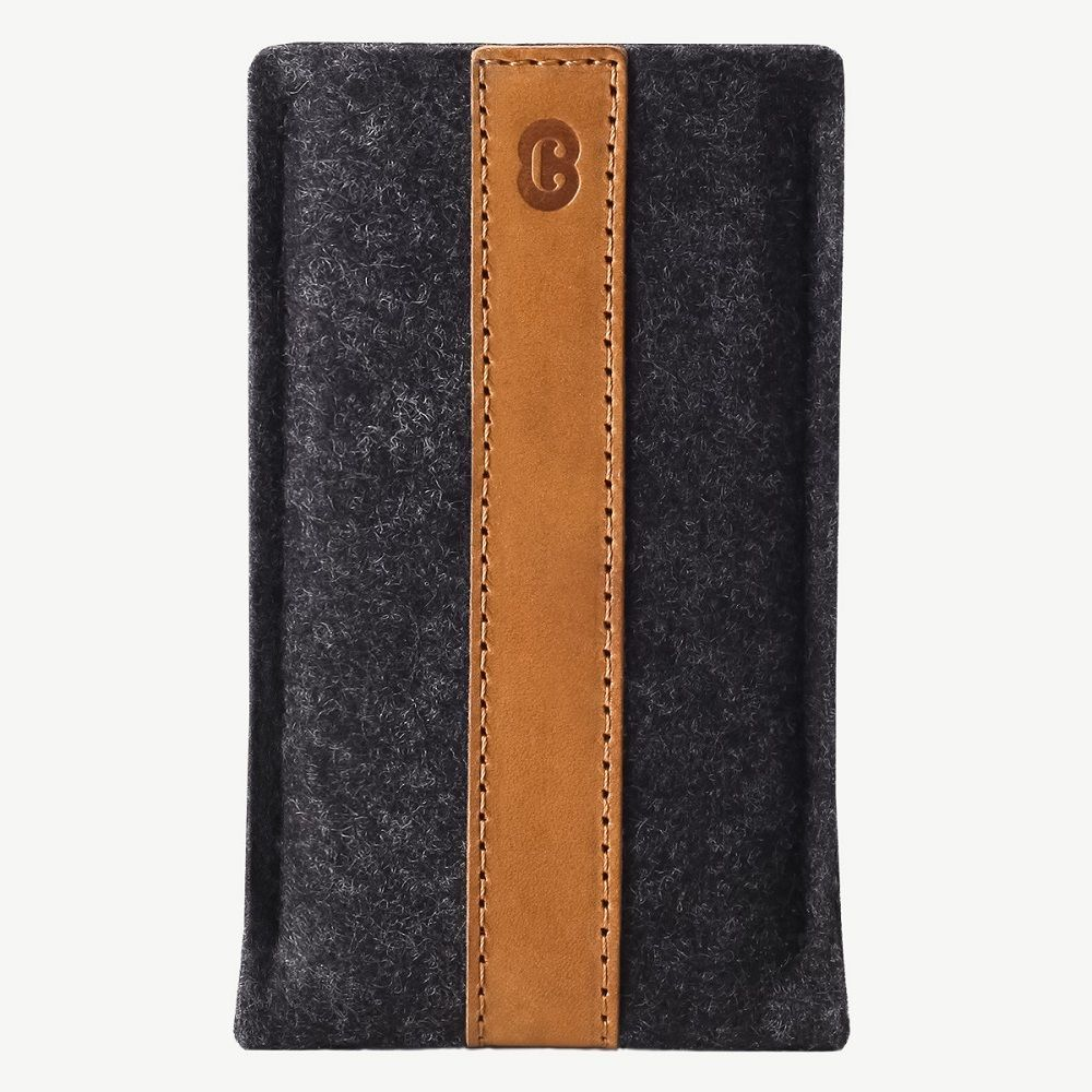 Cocones Wool Felt and Sleeve for iPhone