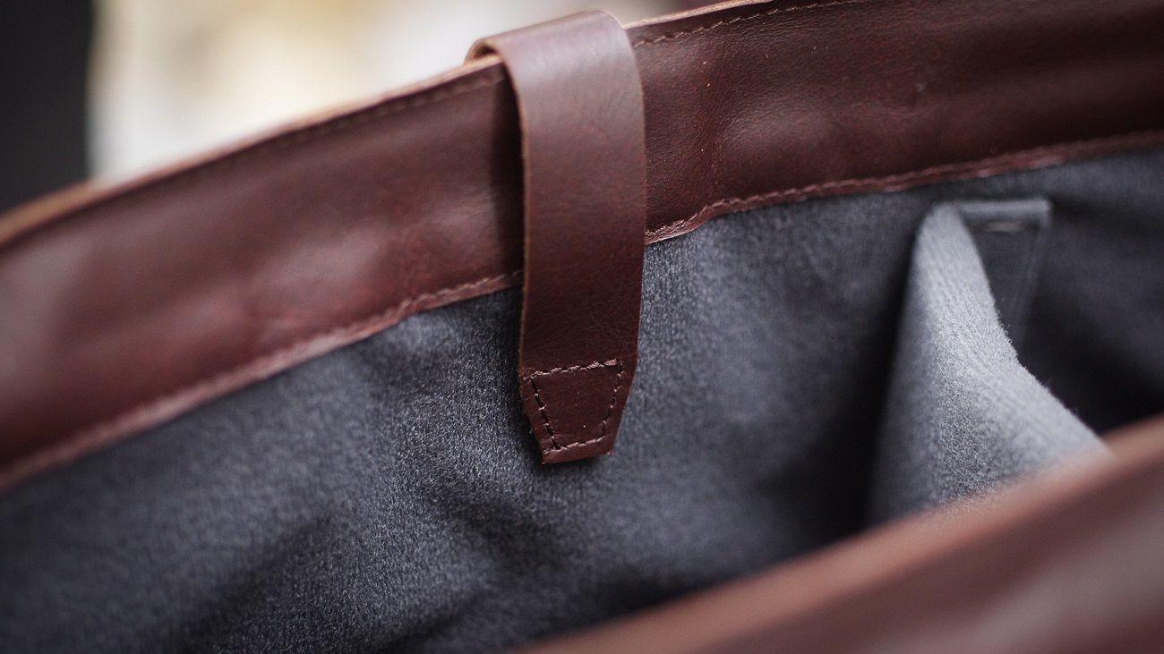 Compagnon – Leather Camera Bag